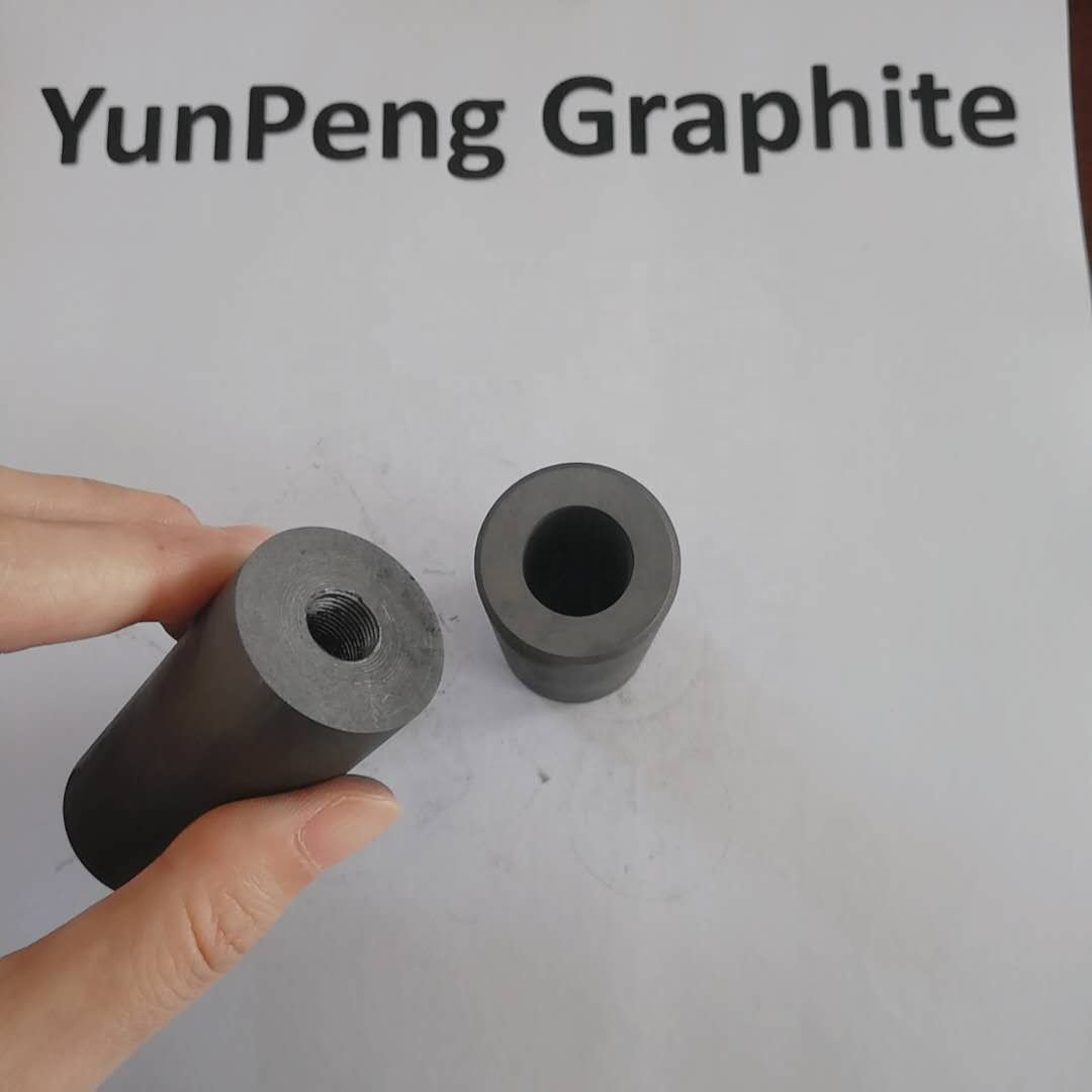 Professional Customized High Temperature High Strength Graphite Molds For Glass