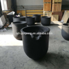 cast iron crucible graphite /silicon carbide crucible