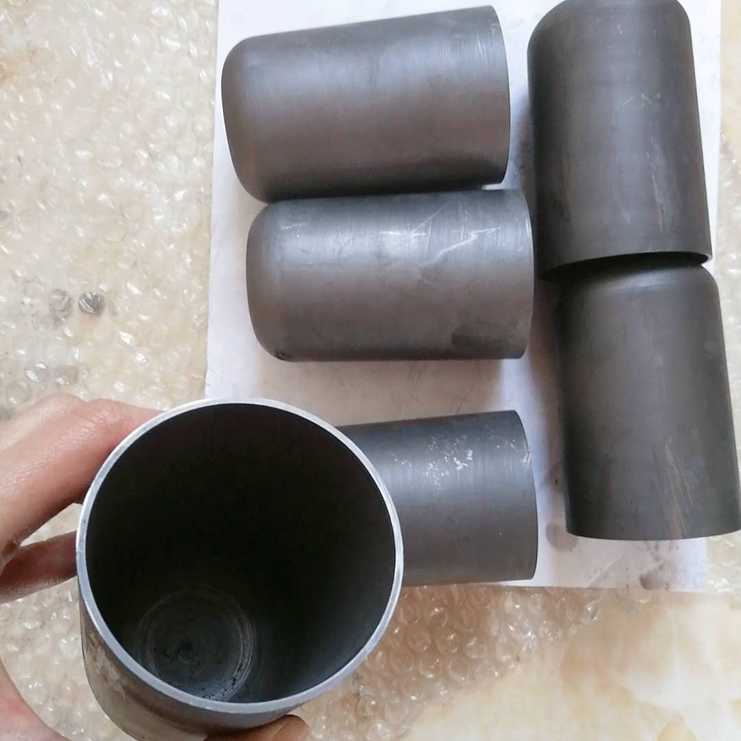 graphite crucible for machinery